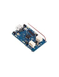 Geral Geral Controlador de velocidade (ESC) RC Quadrotor / drones / aviões de RC Azul Metal 1 Peça