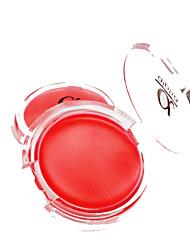 Lip Gloss Cream Coloured gloss 1 Red