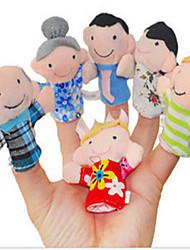 Plush toy A six-finger cloth fabric