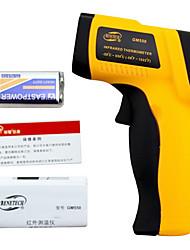 gm550 температура пушки качества промышленного электронного термометра температуры измерительное оборудование