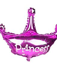 Воздушные шары Товары для отпуска Цилиндрическая Алюминий Красный Для мальчиков / Для девочек 5-7 лет