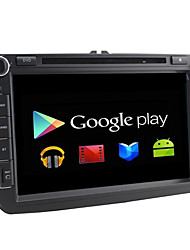 bangtu Bonroad Android5.1.1 Inch Car DVD Player For VW/Volkswagen/POLO/PASSAT/Golf/Skoda/Seat With Wifi 3G Host Radio GPS Bt 1080P RDS