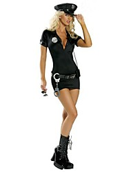 Costumes de Cosplay Noir Térylène Accessoires de cosplay Halloween / Carnaval / Fête d'Octobre