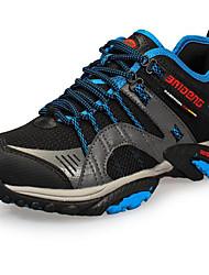 Zapatillas de deporte Hombre A prueba de resbalones Impermeable Resistencia al desgaste Tejido CauchoCiclismo Senderismo Deportes