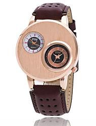 XU Women Fashion Dual Dial Watch