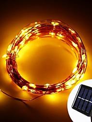 10m warmweiß 100-geführten Weihnachten LED-String-Licht