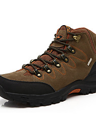 Sneakers Hiking Shoes Mountaineer Shoes Men's Anti-Slip Anti-Shake/Damping Wearproof Wearable Breathable Sweat-Wicking Outdoor High-Top