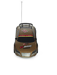 Car Racing 2010B 1:12 Brushless Electric RC Car 40km/h 2.4G Brown Ready-To-Go Remote Control Car / USB Cable / User Manual