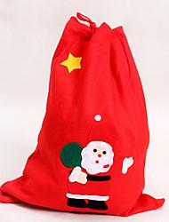 Санта-Клаус рюкзак сумки Рождественский подарок подарок 52 * 70см