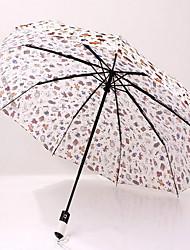 Sapatos de Chuva Ensolarado e chuvoso Plastic Viagem