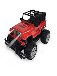 Buggy Racing 1000 1:12 Brushless Electric RC Car 30km/h 2.4G Red Ready-To-Go Remote Control Car / USB Cable / User Manual
