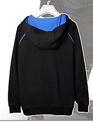 Trajes Cosplay Inspirado por Vocaloid Hatsune Miku Animé Accesorios de Cosplay Camisas Negro Algodón Unisex