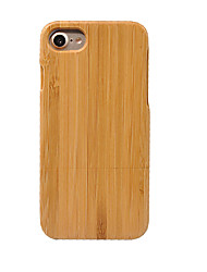 CORNMI For iphone 7 7 Plus 6 Plus 6S Plus 6 6S 5 5S SE Case Cover Bamboo Wood Hard Back Cover .