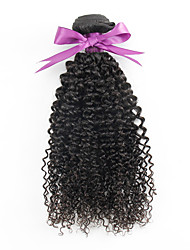 AliMice Indian Kinky Curly Virgin Hair 4 pcs Indian Virgin Human Hair Weave Bundles Afro Kinky Curly Human Hair Extensions