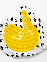 Cat / Dog Grooming / Health Care / Cleaning Baths Pet Grooming Supplies Casual/Daily Yellow Fabric
