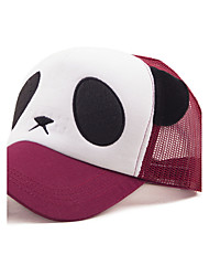 Super Meng Cartoon Panda Cap Cap Baseball Hat Outdoor Hat