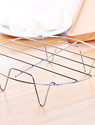 Steaming Rack for Kitchen Article  Multipurpose Steaming Dish Rack for Stainless Steel  High Foot Rice Cooking Steamer Rack  Steamed Egg Steamer Rack