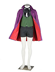 Black Butler Cosplay Costumes Top / Coat / Vest / Shirt / Shorts / Bow / More Accessories  Kid