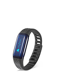 Smart BraceletWater Resistant/Waterproof / Long Standby / Exercise Log / Sports / Heart Rate Monitor / Alarm Clock / Distance Tracking /