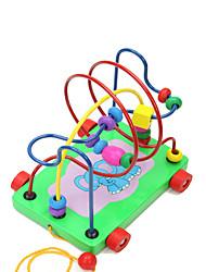 Educational Toy Metal / Wood Rainbow