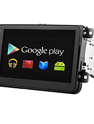 Bonroad Android5.1.1 Inch Car DVD Player For VW/Volkswagen/POLO/PASSAT/Golf/Skoda/Seat With Wifi 3G Host Radio GPS Bt 1080P RDS