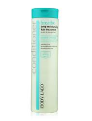 respirer le traitement des cheveux hydratant en profondeur