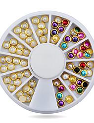 1pcs Manucure Dé oration strass Perles Maquillage cosmétique Manucure Design