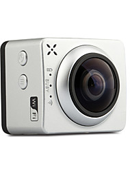 DV360 Caméra d'action / Caméra sport 16MP 4608 x 3456 WiFi Ajustable Sans-Fil Grand angle 30ips 4X ± 2EV 1.5 CMOS 32 Go H.264Prise Simple