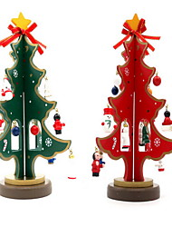 Christmas Trees Holiday Wood Christmas Decoration