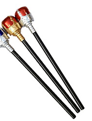 Halloween Costume Ball Magic Stick Props King Scepter Magic Staff Egyptian Pharaoh Wand
