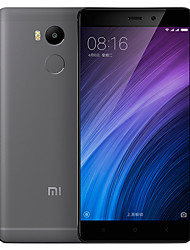 """Xiaomi Redmi4 5.0 """" MIUI Smartphone 4G (Double SIM Huit Cœurs 13 MP 3GB + 32 GB Gris Doré Argenté)"""