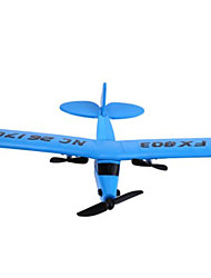 Flying Bear HL-803 Remote Control Glider EPP Foam Fixed Wing Blue Remote Control Aircraft Model Toys
