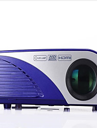 S850 LCD Proyector de Home Cinema WVGA (800x480) 1200 LED 16:9 & 4:3