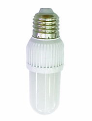 8W E26/E27 Lâmpada Redonda LED G45 LED SMD 3328 800LM lm Branco Quente / Branco Frio Decorativa V 1 pç