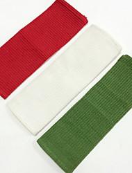 6pcs serviettes torchons de cuisine à la main du bout des doigts serviette