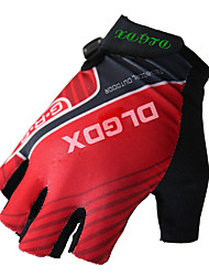 Спортивные перчатки Жен. Муж. Универсальные Перчатки для велосипедистов Осень Весна Лето ВелоперчаткиАнатомический дизайн