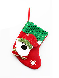 4PCS Christmas ornaments for Christmas table decoration