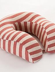 1 pcs Cotton / Polyester Travel Pillow,Nature Modern/Contemporary