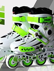 Inline-Skates Luftdurchlässig im Freien PVC Leder