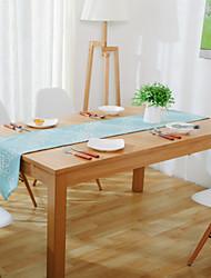 Rectangulaire Avec motifs Chemins de table , Coton mélangé Matériel Tableau Dceoration / Hôtel Dining Table / Décoration Wedding Party