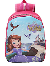 Kids Backpack Nylon Professioanl Use Fuchsia