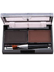 Eyebrow Powder Dry Long Lasting Eyes 2
