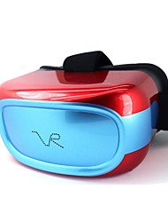 android 5.1 quad core rk3126 1g / 8g fov90 3d réalité virtuelle vr all-in-one verres vr