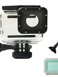 Waterproof Housing Case For Gopro 5Skate Universal Snowmobiling Hunting and Fishing Boating Wakeboarding Ski/Snowboarding Bike/Cycling