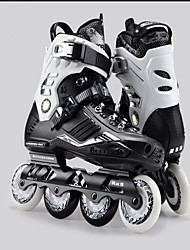 Rollerblading adult roller skates slalom skates men shoes straight line