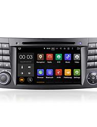 7-дюймовый Android 5.1 DVD-плеер автомобиля система мультимедиа WiFi мазок для Mercedes-Benz E-Класс W211 W219 W463 2002-2009 du7080l