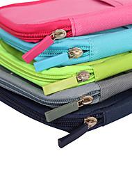 Travel Passport Holder & ID Holder Waterproof / Dust Proof / Portable Travel Storage Oxford Cloth