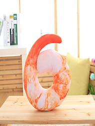 Creative toys simulation shrimp u-shaped pillow travel nap pillow Qingdao prawns pillow
