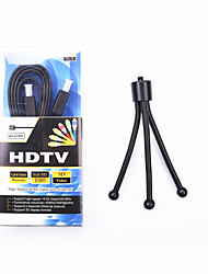 Triangle Bracket & A 1.5 M HDMI High-definition Line As A Gift