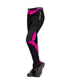 Mulheres Meia-calça Acampar e Caminhar / Exercicio e Fitness / Esportes Relaxantes / CorridaImpermeável / Respirável / Mantenha Quente /